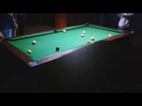 Rishi Bolaky -  Blackball Pool (Mauritius)
