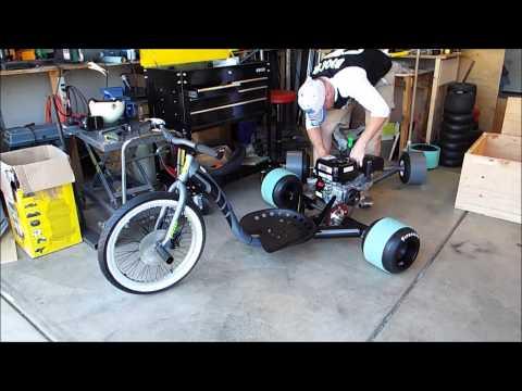 how to build a big wheel drifter