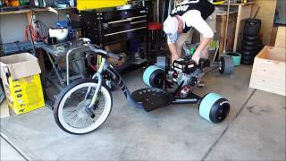 Pro Series Drift Trike Conversion
