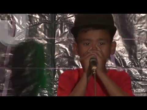 Meghalaya's Got Talent Season 3 semi finalist Daryll Hamarbamut Diengdoh, Nongstoin