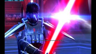 SW:TOR - End of Sith Warrior Story, Act III [spoiler]
