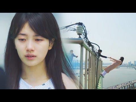 while-you-were-sleeping-(당신이-잠든-사이에)-|-(ep-1-2)-nam-hong-joo-(suzy)-death-scene-|-roof-top