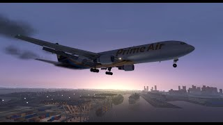 XP11: Boeing 76F: Shipping (your mom) up to Boston.