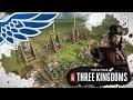 TOTAL WAR 3 KINGDOMS   Cao Song - Cao Cao Part 3 Three Kingdoms Walkthrough Gameplay