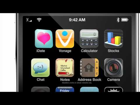 Vonage Commercial: Talking Apps