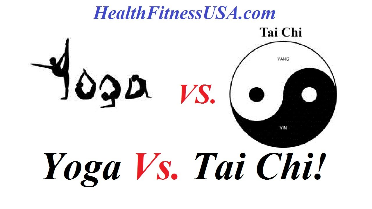 tai chi - yoga versus tai chi? | the exposure of tai chi