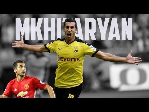 Henrikh Mkhitaryan ● BEST MOMENTS IN DORTMUND ● 2013-16 ● 1080p