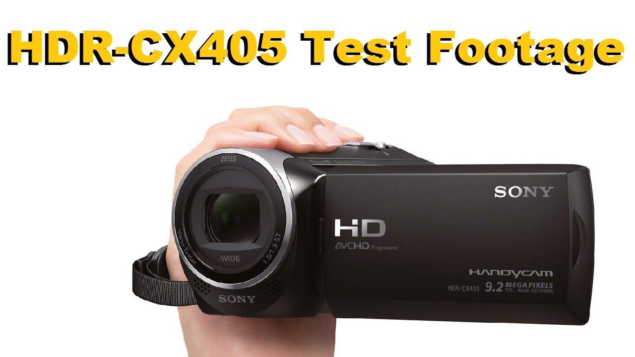 Professionelle Handycam® AX1 mit 4K Video