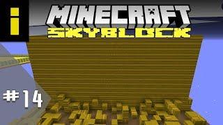 Hey, Hey, Hay! - SkyBlock Season 1 - EP14 (Minecraft)