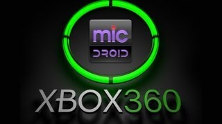 Android Appaholics ~ MICDROID ~ How To Auto Tune Your Voice On XBOX Live
