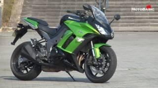 Kawasaki Ninja 1000(Z1000SX) ABS TEST RIDE MOVIE カワサキ Ninja1000ABS バイク試乗インプレ・レビュー thumbnail