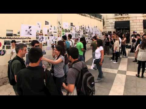 Wallpeople 2012 Lisbon - Express yourself | Time Lapse