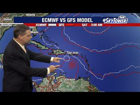 Tropical Storm Elsa update & weather forecast: July 1, 2021