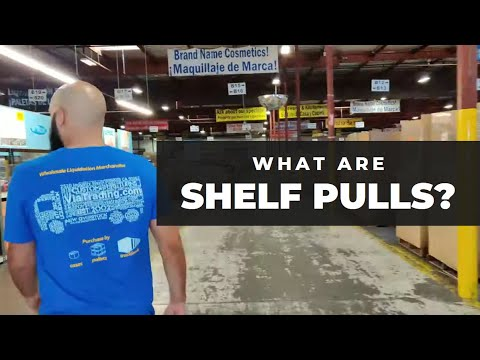 What are Shelf Pulls?