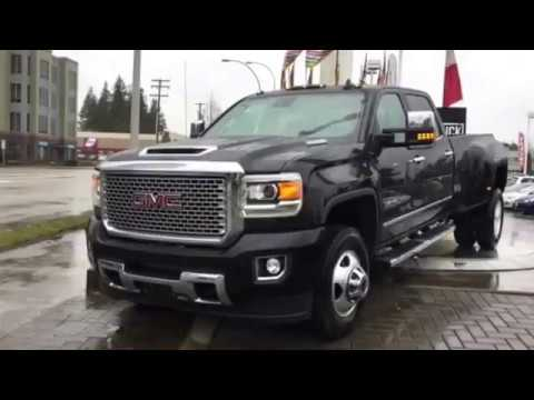 2018 gmc sierra 3500 hd 4wd crew denali dually duramax. Black Bedroom Furniture Sets. Home Design Ideas