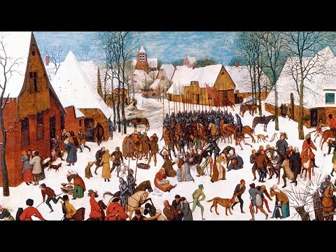 Pieter Brueghel L Ancien Le Sang Sous La Neige Youtube
