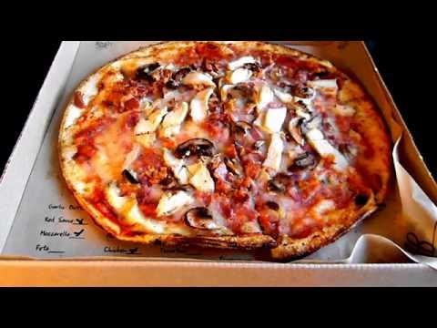 San Diego, California: Pizza & Pack