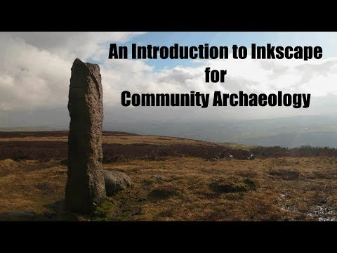 Inkscape for Community Archaeology