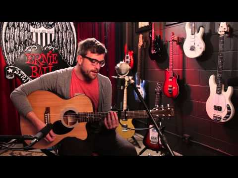 "Anthony Green - ""The More You Get The Less You Are"" Ernie Ball Set Me Up Session"