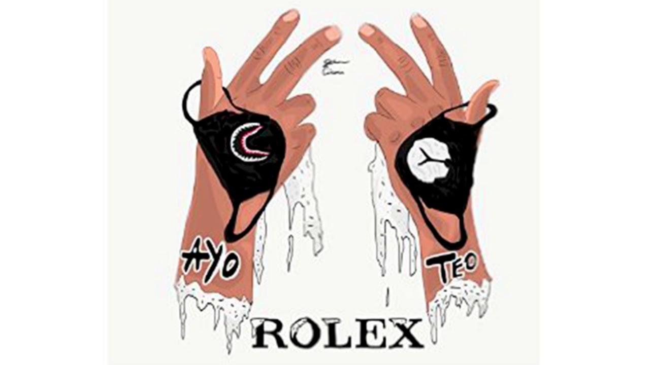 Ayo & Teo - Rolex ( 1 Hour Version )