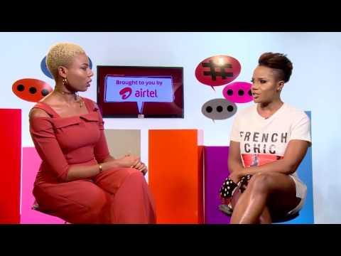 "MAHEEDA ON ""TRENDING"" (Nigerian Entertainment News) thumbnail"