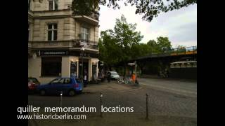 The Quiller Memorandum – Berlin Location Tour