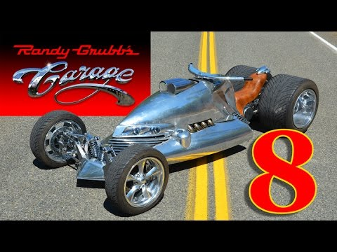 Randy Grubb's Garage 8: Frogman's Rocket 3 Start to Finish
