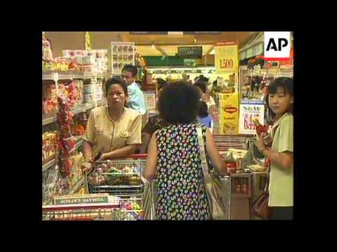 Indonesia - Panic shopping