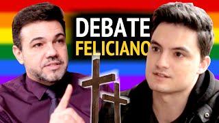 FELIPE NETO E MARCO FELICIANO - DEBATE