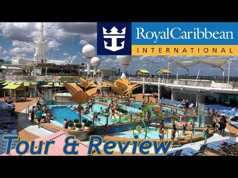 Navigator of the Seas 2019 Tour & Review with The Legend