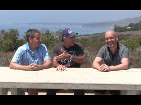 Vinnie Tortorich, Fat Emperor & Dr. Jeff Gerber chat on Malibu Beach - part 2 #LCHF