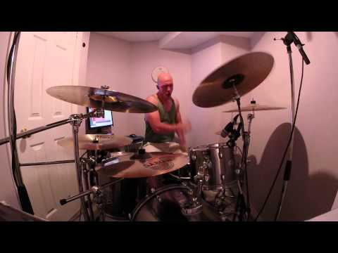 Children Of Bodom  If You Want PeacePrepare for War  Drum   Tyler Nassiri