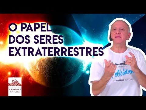 O Papel dos seres extraterrestres junto ao Projeto Terra