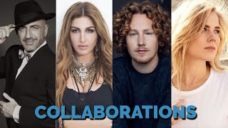 Collaborations between Eurovision Artists #1