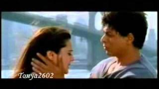 SRK & Preity ~ Наступит завтра или нет ~ Не уходи.wmv