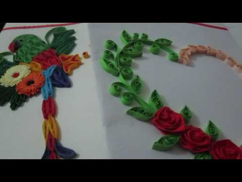 Handmade Greeting Cards with Handmade Decorations - For Indiegogo