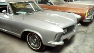 1963 Buick Riviera - 445 Wildcat Nailhead V8 - Luxury and Muscle Car Combined