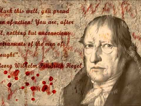 Georg Hegel   Part 1