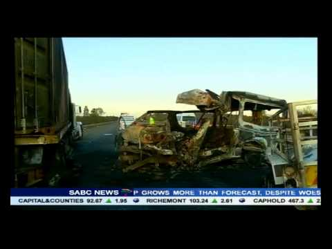 Taxi accident on the N1 south in Limpopo claims 10 lives