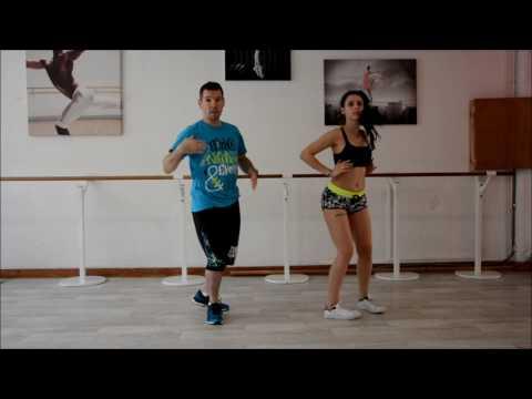 Enrique Iglesias - Subeme La Radio - Choréo Zumba Fitness By Denis Souvairan Antibes