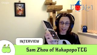 Sam Zhou Interview from KakapopoTCG