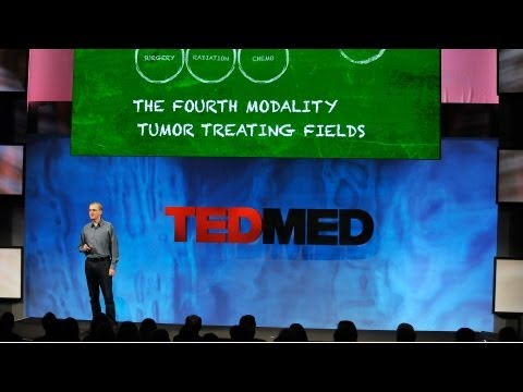 Bill Doyle: Treating cancer with electric fields