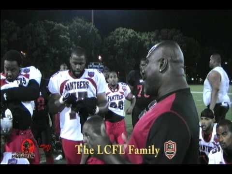 Lcfl semi pro football