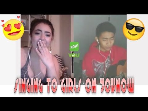 Singing To Girls On Younow [1K Subscriber Special] [Must Wat