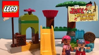 Jake And The Never Land Pirates: Never Land Hideout Lego