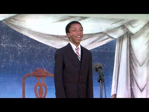 Heiman Elementary School: Pascal Nnaji asJohn Dyer