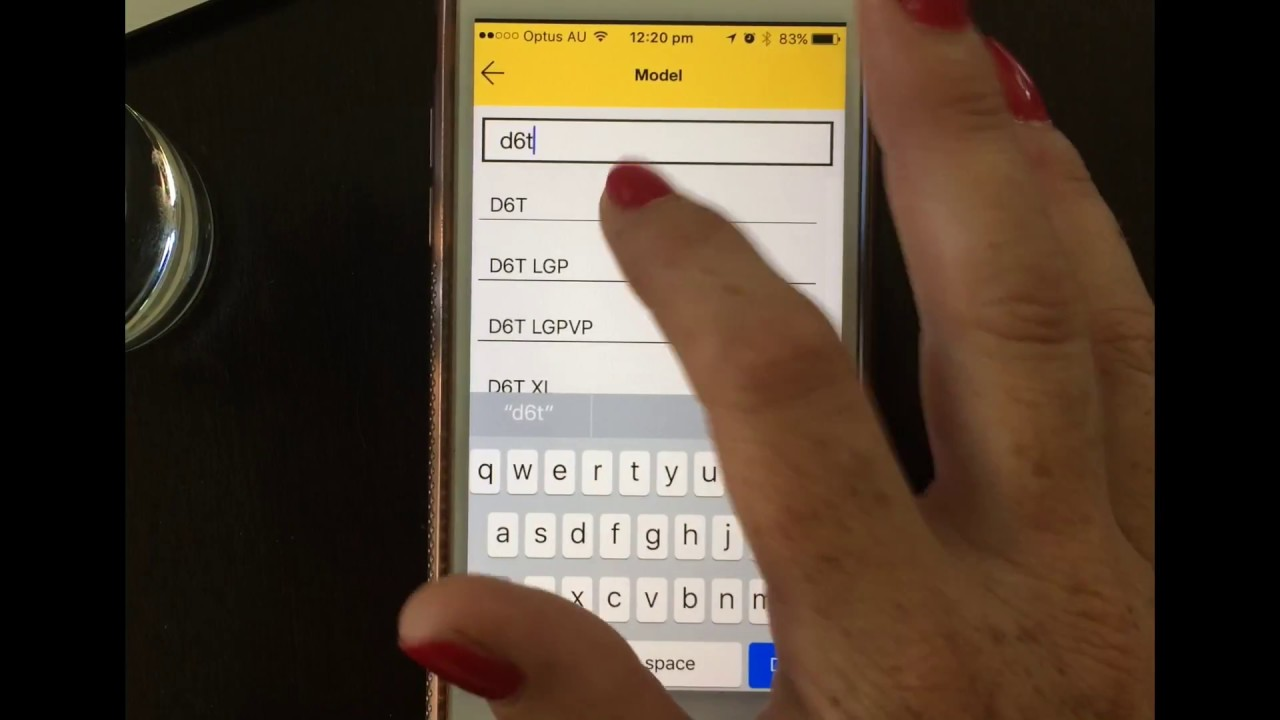 Con Info App - Serial Number Guide for Machinery Tutorial ...