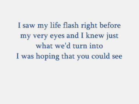 Stranger - Secondhand Serenade (with lyrics)