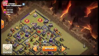 CLASH OF CLANS - CWL DAY2
