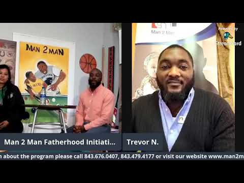 Man 2 Man Fatherhood Initiative SC partners with Northeastern Technical College Pt. 1 (2.25.21)